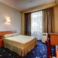 Гостиница Бизнес Бутик Гайот 4* Стандартный номер с двуспальной кроватью фото 3