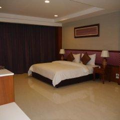 Отель True Siam Rangnam Бангкок комната для гостей фото 7