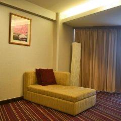Ambassador Bangkok Hotel 4* Улучшенный номер фото 9