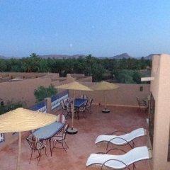Отель Le Sauvage Noble Марокко, Загора - отзывы, цены и фото номеров - забронировать отель Le Sauvage Noble онлайн балкон