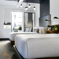 The Renwick Hotel New York City, Curio Collection by Hilton 4* Стандартный номер с двуспальной кроватью фото 8