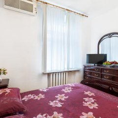 Гостиница Круази на Кутузовском Стандартный номер с двуспальной кроватью (общая ванная комната) фото 6