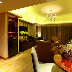 Shan Dong Hotel 4* Улучшенный люкс с различными типами кроватей фото 9