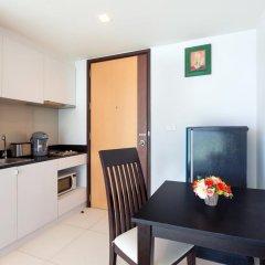 Отель Rocco Huahin Condominium Студия с различными типами кроватей фото 4