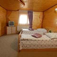 Гостиница Smerekova Hata комната для гостей фото 2