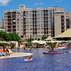 Отель GT Royal Beach Apartments Болгария, Солнечный берег - отзывы, цены и фото номеров - забронировать отель GT Royal Beach Apartments онлайн детские мероприятия