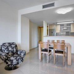 Отель Apartaments Terraza - Salatà Mar Испания, Курорт Росес - отзывы, цены и фото номеров - забронировать отель Apartaments Terraza - Salatà Mar онлайн комната для гостей фото 4