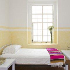 Отель Casa San Ildefonso 3* Кровать в мужском общем номере