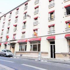 Отель Hôtel Sibour парковка