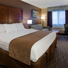 Отель Best Western Port Columbus 3* Стандартный номер фото 2