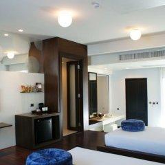 Отель Z Through By The Zign 5* Номер Делюкс с 2 отдельными кроватями фото 34