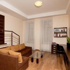 Апартаменты Senator City Center Улучшенный номер с различными типами кроватей фото 7