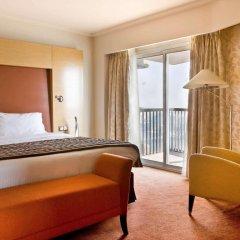 Отель Sofitel Cairo Nile El Gezirah 5* Улучшенный номер с различными типами кроватей