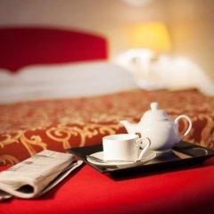 Hotel Kursaal 3* Номер категории Эконом с различными типами кроватей фото 7