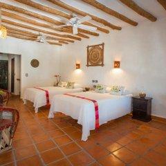 Beachfront Hotel La Palapa - Adults Only 3* Стандартный номер с различными типами кроватей фото 2