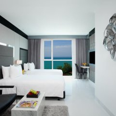 Отель Amari Residences Pattaya 4* Улучшенный номер с различными типами кроватей фото 4