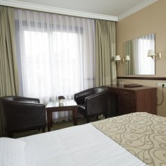Topkapi Inter Istanbul Hotel 4* Стандартный номер с двуспальной кроватью фото 2