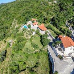 Отель Luxury Villas Lapcici Черногория, Будва - отзывы, цены и фото номеров - забронировать отель Luxury Villas Lapcici онлайн пляж фото 2