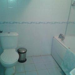 Отель Elbarr Guest House Болгария, Балчик - отзывы, цены и фото номеров - забронировать отель Elbarr Guest House онлайн ванная