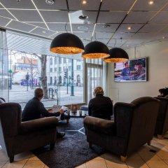 Отель Quality Hotel Augustin Норвегия, Тронхейм - отзывы, цены и фото номеров - забронировать отель Quality Hotel Augustin онлайн интерьер отеля