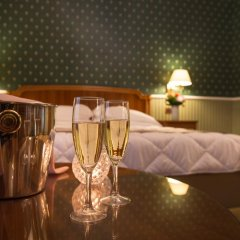 Strozzi Palace Hotel 4* Стандартный номер с двуспальной кроватью фото 8
