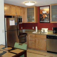 Отель Residence Inn Chattanooga Near Hamilton Place 3* Люкс с различными типами кроватей фото 4
