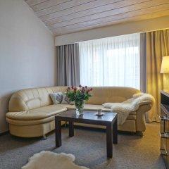 Отель Rezydencja Sienkiewiczówka 3* Апартаменты с различными типами кроватей фото 4