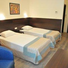 Hotel Burgas Free University Стандартный номер с разными типами кроватей фото 2