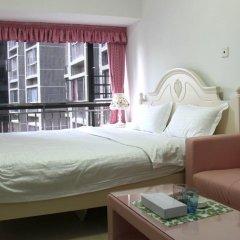 Апартаменты Shenzhen Grace Apartment Апартаменты с различными типами кроватей фото 9