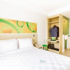 Отель Go Hotels Manila Airport Road 3* Стандартный номер с различными типами кроватей
