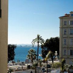 Отель Appartement Magnifique - Vieux Nice Франция, Ницца - отзывы, цены и фото номеров - забронировать отель Appartement Magnifique - Vieux Nice онлайн пляж фото 2