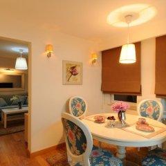 Отель Cheya Gumussuyu Residence 4* Апартаменты с 2 отдельными кроватями фото 10