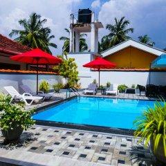 Отель Chamo Villa бассейн фото 2