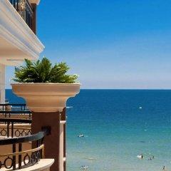 Отель Golden Rainbow Beach Aparthotel Солнечный берег балкон
