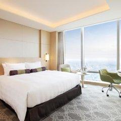 Отель Lotte Hanoi 5* Номер Делюкс фото 4