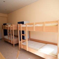 Haus International Hostel Стандартный номер с разными типами кроватей фото 2