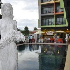 Отель UD Pattaya бассейн фото 3