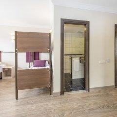 Отель Crystal Aura Beach Resort & Spa – All Inclusive 5* Стандартный семейный номер с двухъярусной кроватью