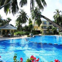 Отель Palm Beach Resort&Spa Sanya бассейн фото 2