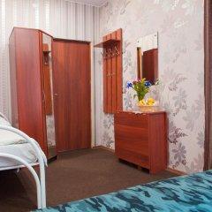 Marusya House Hostel Стандартный семейный номер с двуспальной кроватью фото 5