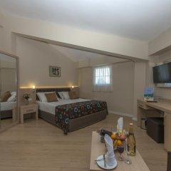 Hotel Asdem Park - All Inclusive 4* Стандартный номер с двуспальной кроватью фото 5