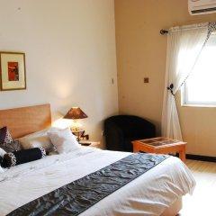 Отель AXARI 4* Номер Делюкс фото 4