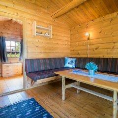 Отель Nesset Fjordcamping Стандартный номер с двуспальной кроватью (общая ванная комната) фото 5