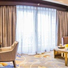 Отель Chateau Star River Guangzhou 4* Номер Делюкс с различными типами кроватей фото 10