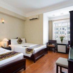 Brandi Nha Trang Hotel 3* Стандартный номер с разными типами кроватей фото 3