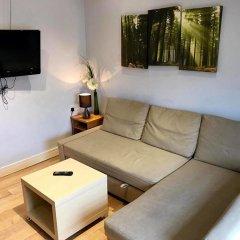 Апартаменты Assaha Hyde Park Apartments комната для гостей фото 4