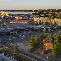 Отель Tallinn Harbour Apartment Эстония, Таллин - отзывы, цены и фото номеров - забронировать отель Tallinn Harbour Apartment онлайн приотельная территория