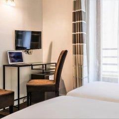 Отель Hôtel du Maine 2* Номер категории Премиум с различными типами кроватей фото 13