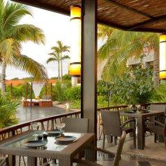 Отель Villa del Palmar Cancun Luxury Beach Resort & Spa Мексика, Плайя-Мухерес - отзывы, цены и фото номеров - забронировать отель Villa del Palmar Cancun Luxury Beach Resort & Spa онлайн питание фото 5