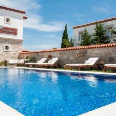 Alacati Artisan Hotel Чешме бассейн фото 2